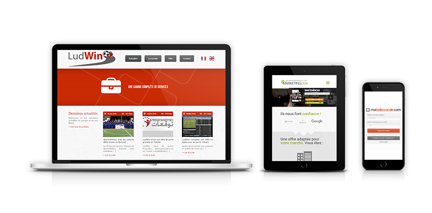 Responsive Design Toulouse
